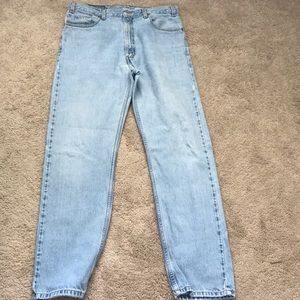 Male Levi Jeans